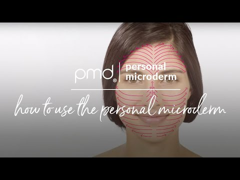 How-to use the PMD Personal Microderm - Official Training Video