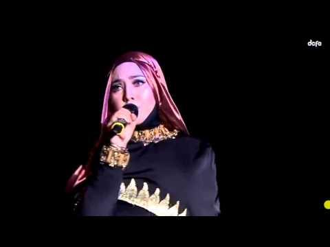 30102015 Shila Amzah HK Concert 茜拉香港演唱会: 眼睛,鼻子,嘴巴 eyes,nose,lips