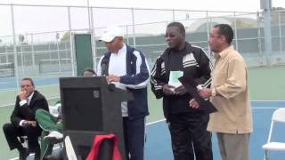 Grand Re-Opening of the Arthur Ashe Tennis Center of L.A. (Part Three)