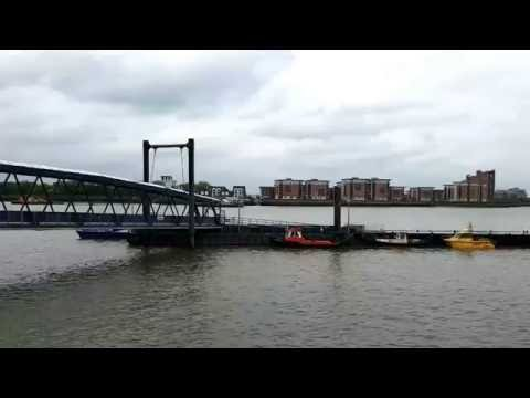 Woolwich, Royal Arsenal Riverside, Waterfront, Thames Clipper  part 2