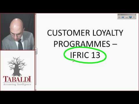 IFRIC 13 - Overview Of IFRIC 13