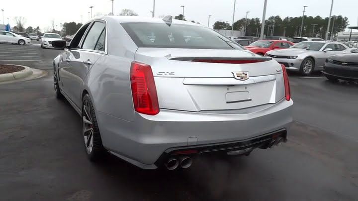 Hendrick Chevrolet Cary Nc >> 2016 Cadillac CTS-V Durham, Chapel Hill, Raleigh, Cary ...