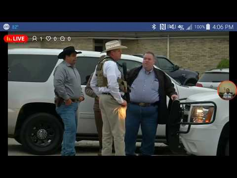 Police searching for suspect after reports of shot fired in Floresville, tx