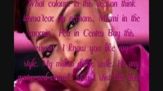 Trina Feat. Diddy & Keri Hilson - Million Dollar Girl Lyrics