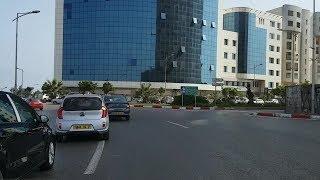 Driving in oran Algérie 13 09 2018 وهران الجزائر