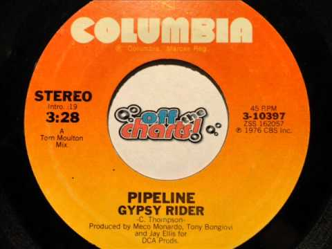 Pipeline - Gypsy Rider ■ 45 RPM 1976 ■ OffTheCharts365