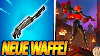 BALD NEW LEGENDARY M1 GEWEHR!🔥 | SONNENVOGEL & HYPNOR SKIN🌞 | Fortnite Battle Royale