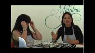 MATIDEAS - TEJIDO DE CADENAS Part 01