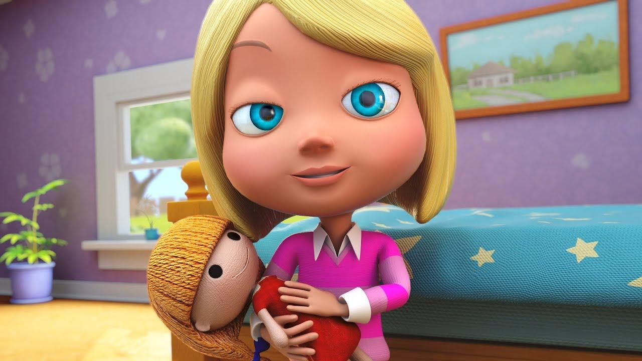 Polly Tenía Una Muñeca - Canciones Infantiles | El Reino Infantil