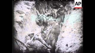 THE SOMME - NO SOUND