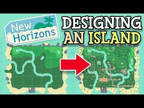 Animal Crossing New Horizons Island Designer Happy Island