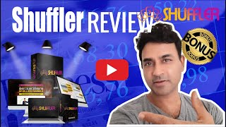 Shuffler Review 💰 DFY email list building tool💰 🛒 DON'T BUY till you have seen my Bonuses 🛒