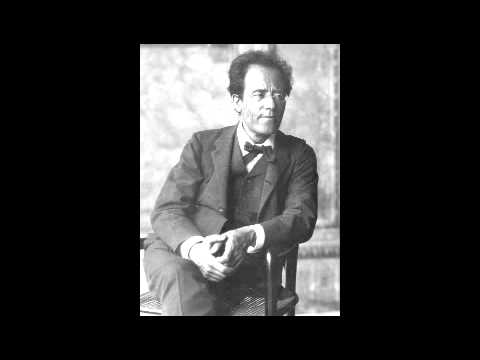 Gustav Mahler, complete piano rolls recordings (1905)