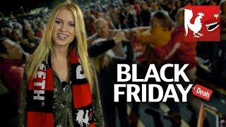 News: Black Friday/cyber Monday Sales For Gamers + Happy Thanksgiving!   Rooster Teeth