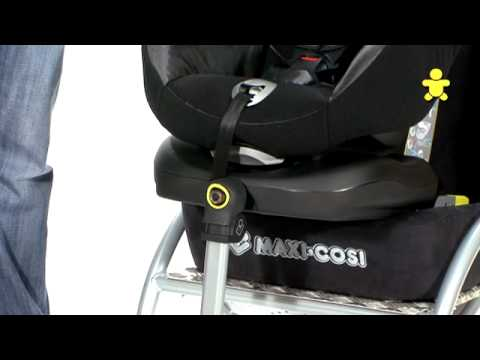 maxi cosi priorifix car seat youtube. Black Bedroom Furniture Sets. Home Design Ideas