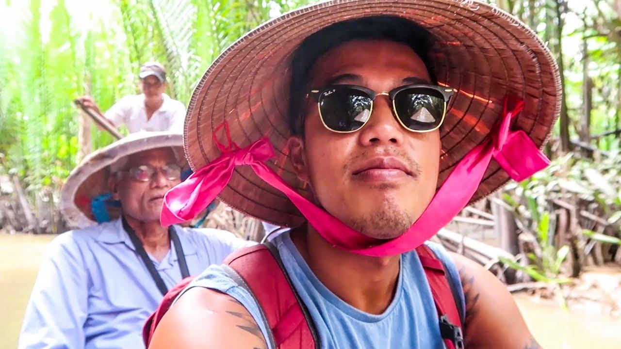 69 | MEKONG DELTA 2 DAY 1 NIGHT HOMESTAY (Southeast Asia Travel VLOG)