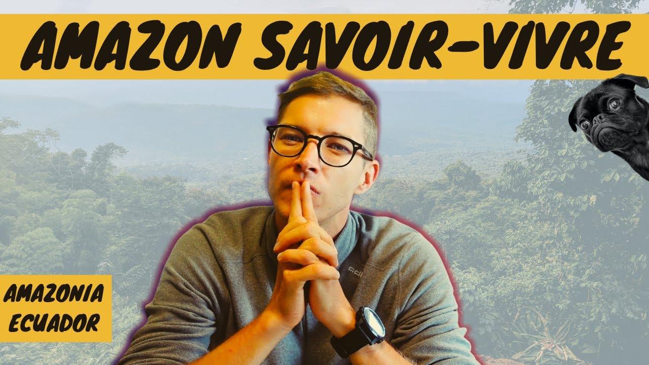Ecuador Amazon Rainforest 🌴 - Staying in Amazonia Do's and Don'ts (Ecuador Travel Blog)
