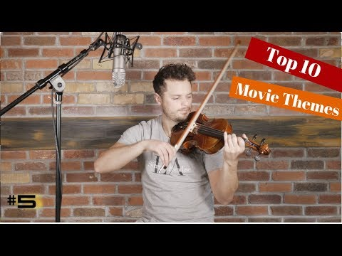 Top 10 Movie Music Themes