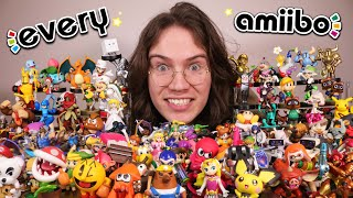 Opening Every Amiibo Ever Made