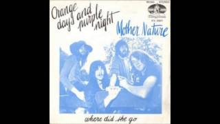 Mother Nature - Orange Days & Purple Night (1971)