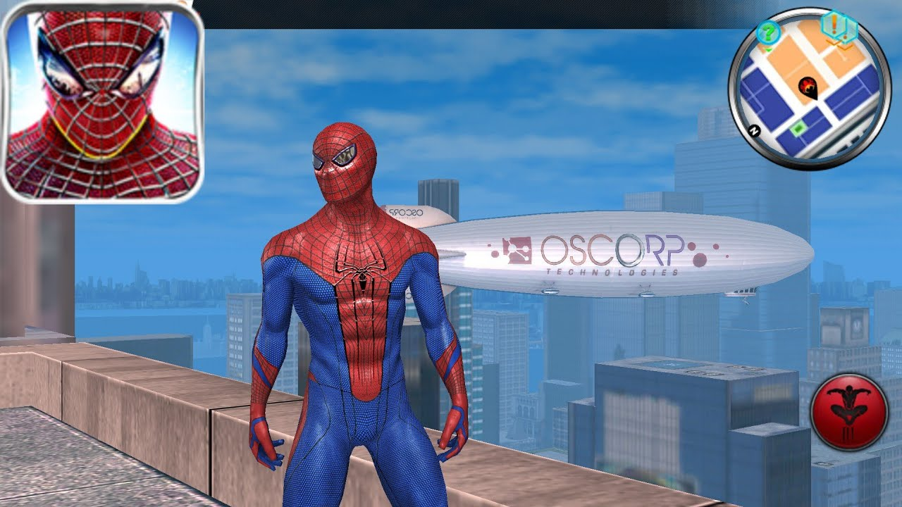 amazing spider man games free download for android