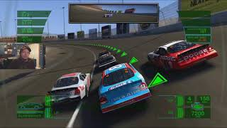 The Best Of The License Challenges In NASCAR 08 (Xbox 360)