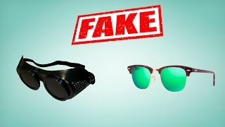 Ray-Ban sunglasses: Real vs Fake. Iriska Fashion Lab international(Ray-Ban sunglasses: Real vs Fake Beyonce, John F. Kennedy, Taylor Swift, Andy Warhol, Tom Cruise, John Belushi…what's common between all of them?, 2015-09-07T15:37:40.000Z)