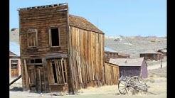 Bodie - Die Geisterstadt / Ghost Town im Wilden Westen der USA / California