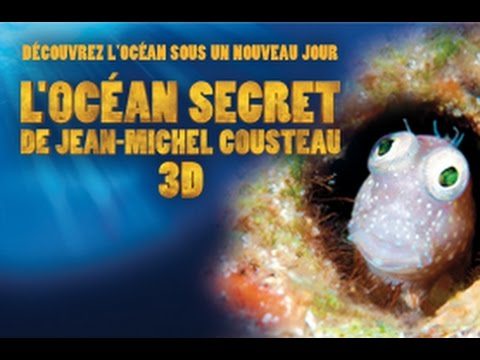 L'Océan Secret 3D de Jean-Michel Cousteau