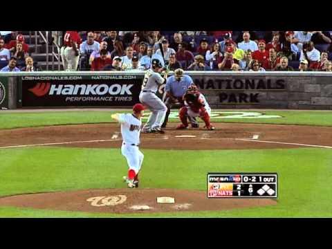 2010/06/08 Strasburg's 14 strikeouts