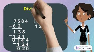 Divisão por números de dois algarismos