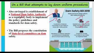 The Dam Safety Bill 2018_6-July