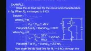 Lecture - 11 Transistor Biasing