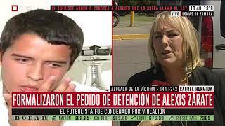 Caso Alexis Zárate: habla Raquel Hermida (abogada de la víctima)