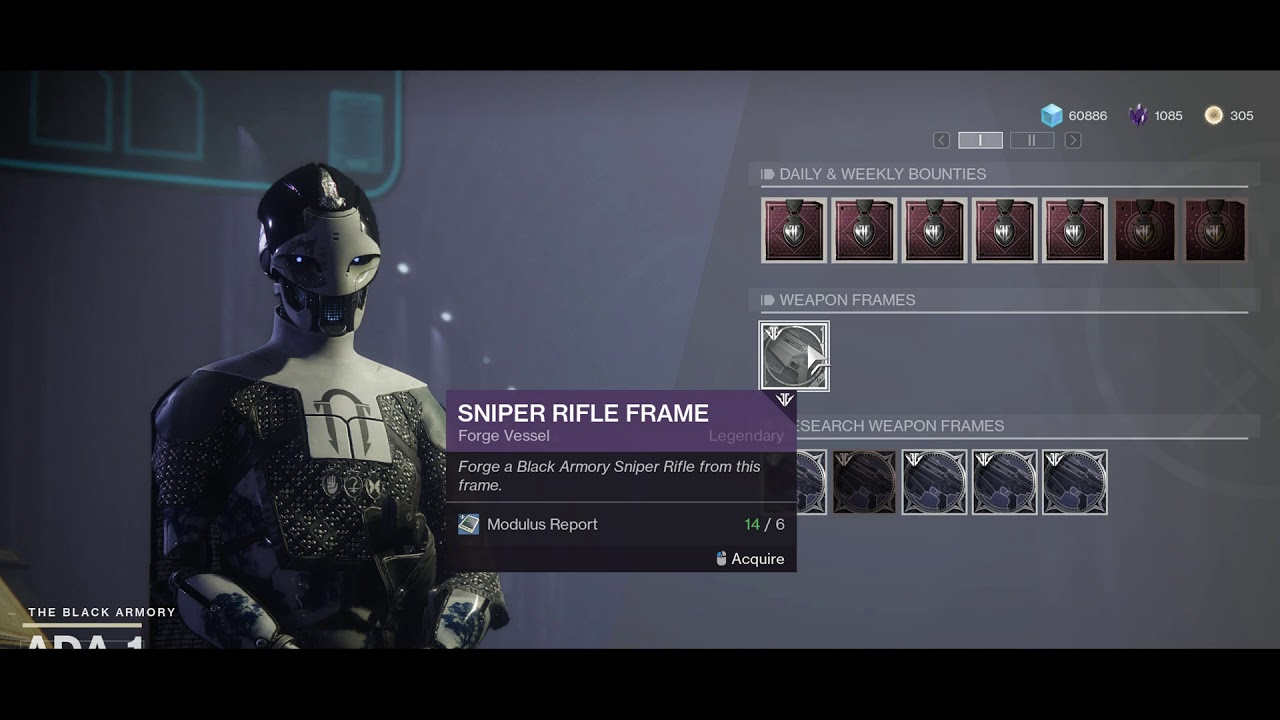 Destiny 2: A new glitch that could lose players' option to do frames