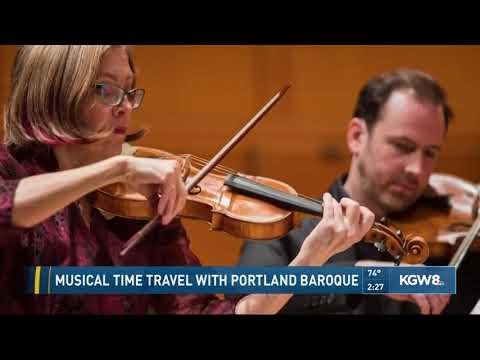 Musical time travel with Portland Baroque