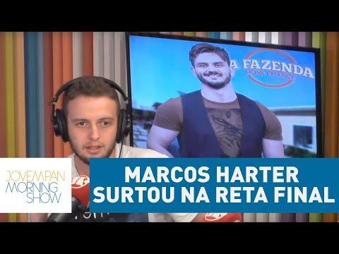 Marcos Harter Surtou Na Reta Final De