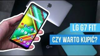 LG G7 Fit - Recenzja ZASKAKUJĄCO UDANEGO średniaka od LG / Mobileo [PL]
