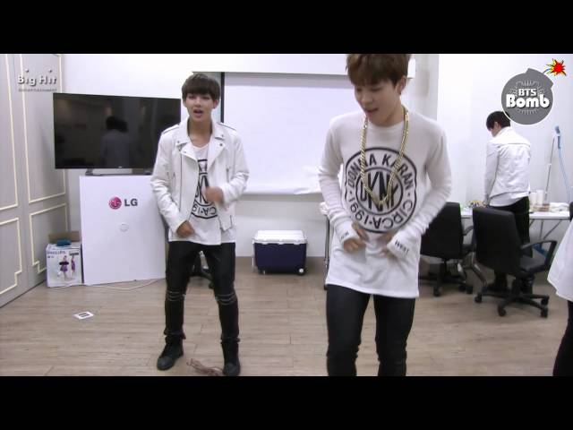 [BANGTAN BOMB] it's tricky is title! BTS, here we go! (by Run–D.M.C.)