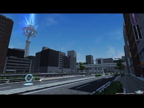 PSO2 Tokyo 2028 Battle Theme (Daytime)