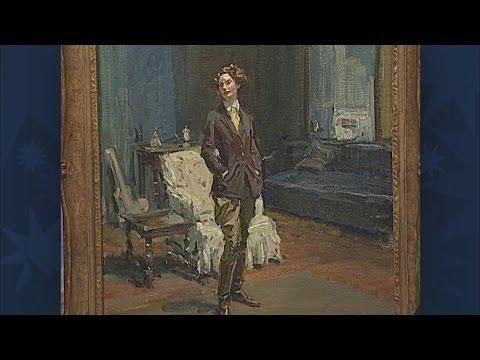 Charles Dana Gibson Painting | Vintage Charleston Preview