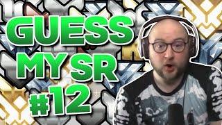 Guess My SR #12