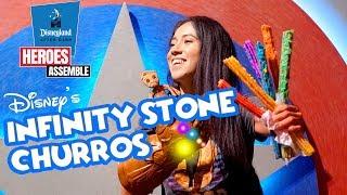 The Infinity Stone Churros At Disney