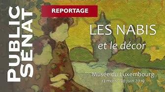 Exposition Les Nabis et le décor - Reportage (10/04/2019)