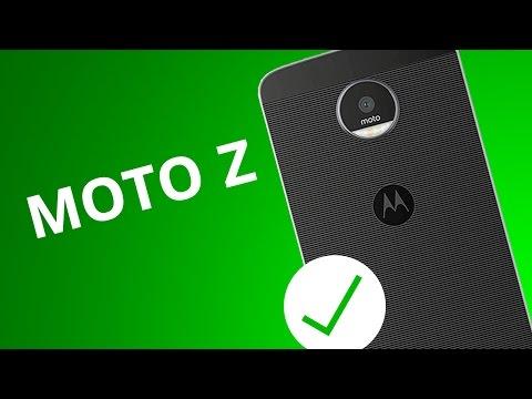 5 motivos para você COMPRAR o Moto Z