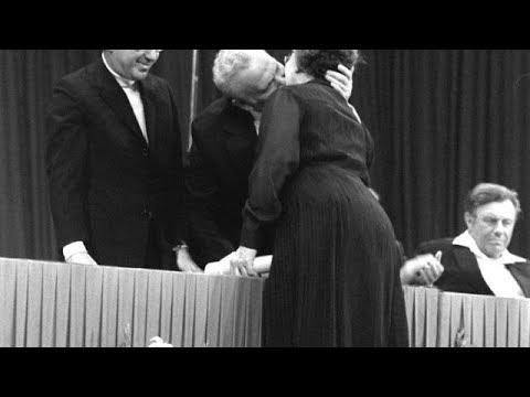 ما لا تعرفه عن رئيسة وزراء اسرائيل جولدا مائير الجزء الأول Youtube