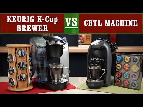 CBTL Americano Espresso and Coffee Maker Review Doovi