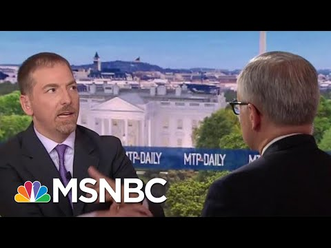 President Donald Trump Gives AG Barr New Powers To Investigate Russia Probe | MTP Daily | MSNBC