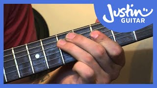 Lick #10: Reverse 3-in-a-line (Guitar Lesson LK-010) How to play