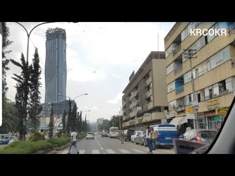 18.August2020, Today Weather information Addis Ababa in Ethiopia street view, ኢትዮጵያ, 에티오피아 아디스아바바 날씨